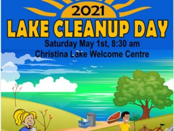 Lake Clean Up Day May 1st
